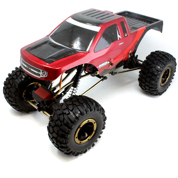 Redcat 1/10 Everest-10 4WD Electric RC Rock Crawler (Brushed / Red / RTR) | RC-N-Go