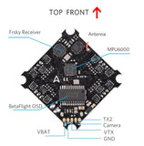 BetaFPV F4 Brushless Flight Controller for 1S Micro Drones (FrSky Rx + OSD)