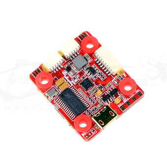 FlightOne MillivoltOSD F4 Flight Controller (20x20mm / OSD / 2 Uarts) | RC-N-Go