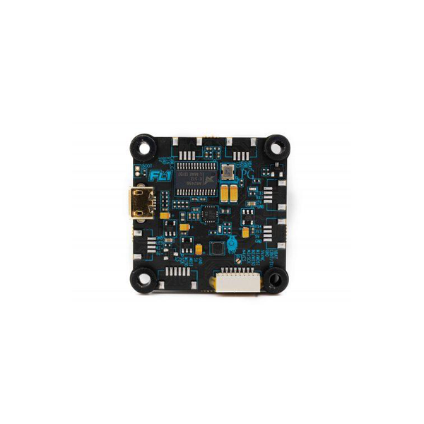 FlightOne RevoltOSD Lite Flight Controller (Skitzo Version / 30x30 / F4 / 3 Uarts / Up to 6S) | RC-N-Go