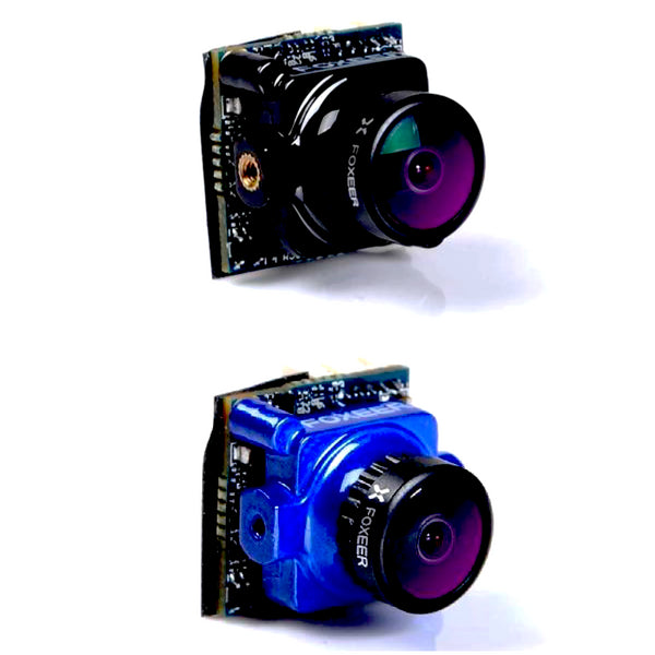 Foxeer Micro Arrow Pro v2 Camera w/ OSD (1.8mm Lens / IR Block / Black, Blue or Red) | RC-N-Go