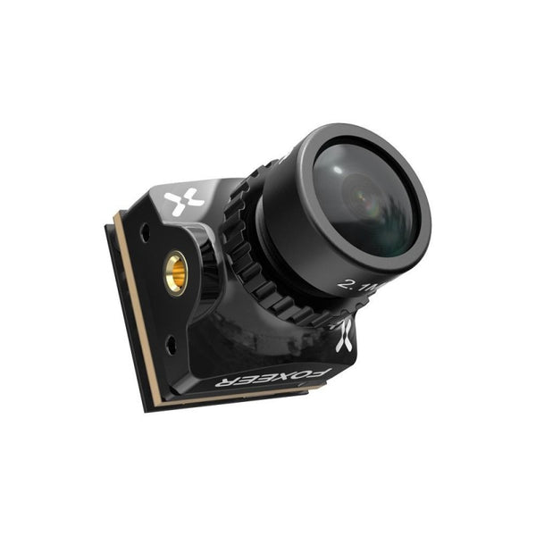 Foxeer Toothless 2 Nano FPV Camera w/ OSD (Starlight 2.1 Lens / CMOS / Black)