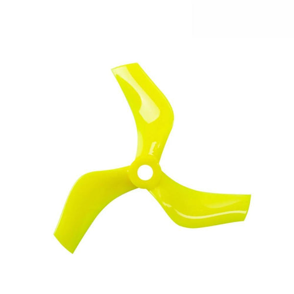 "GemFan 75mm Ducted 3-Blade 3"" Propellers (3034 / Yellow) 