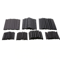 Heat Shrink Kit (127pcs / Multiple Sizes / Black) | RC-N-Go