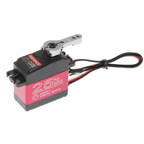 Redcat Hexfly High Torque Waterproof Servo (25KG) | RC-N-Go