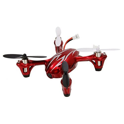 Hubsan X4 Quadcopter Kit with Camera (RTF / Red) | RC-N-Go