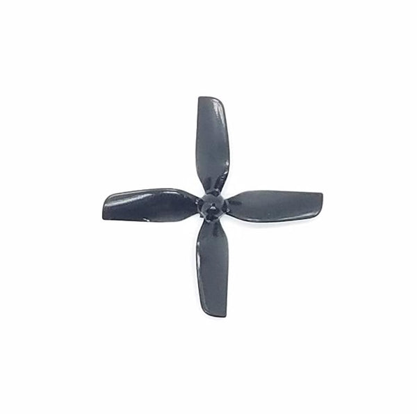 HQProp Micro 1.6X1.6 4-Blade Propellers (40mm / 1mm Shaft / Multiple Colors) | RC-N-Go