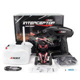 Emax Interceptor RaceView 1/24 FPV Brushed Race Car (RTR Kit with Goggles)