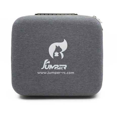 Carrying Case for Jumper T16 / T18 Radio Transmitter | RC-N-Go