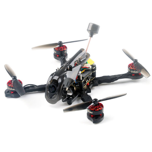 HappyModel Larva X HD Brushless Micro Racing Drone (BNF / TBS Crossfire / 2-3S) | RC-N-Go