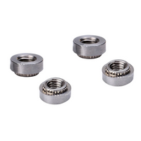 M2 Stainless Steel Self Clinching Rivet Nut Fastener (4pc) | RC-N-Go