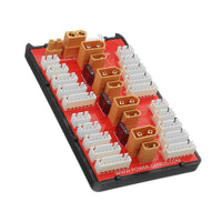 XT30/XT60 Parallel Charging Board for LiPo Batteries (2-6S / XT60 for Main Plug) | RC-N-Go