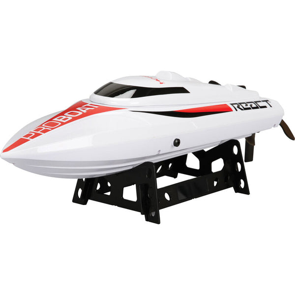 "Pro Boat React 17"" Brushed Racing RC Boat (Self-Righting / RTR) 