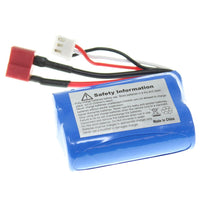 Redcat 18500 / 1300mAh / 7.4V Li-Ion Battery Pack w/ Deans Connector | RC-N-Go