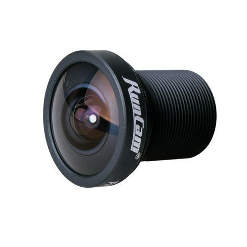 RunCam 2.5mm Wide Angle Camera Lens (140° FOV Wide Angle Lens for Swift Series, Eagle 4:3 Series and Split) | RC-N-Go