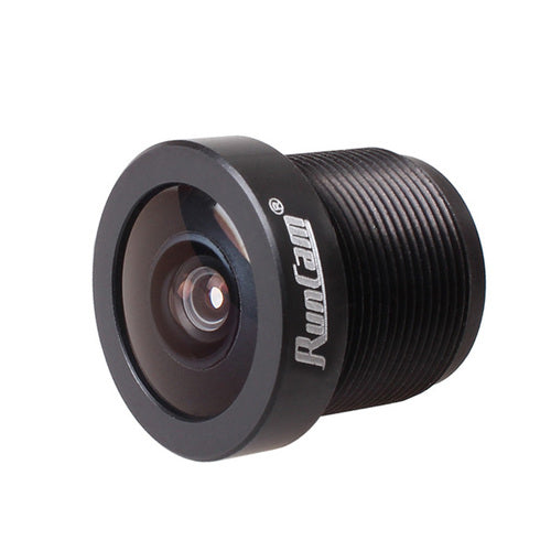 RunCam 2.3mm Camera Lens (Short / 150° FOV Wide Angle Lens for Swift 1, 2 & Mini or PZ0420SKY) - rc-n-go