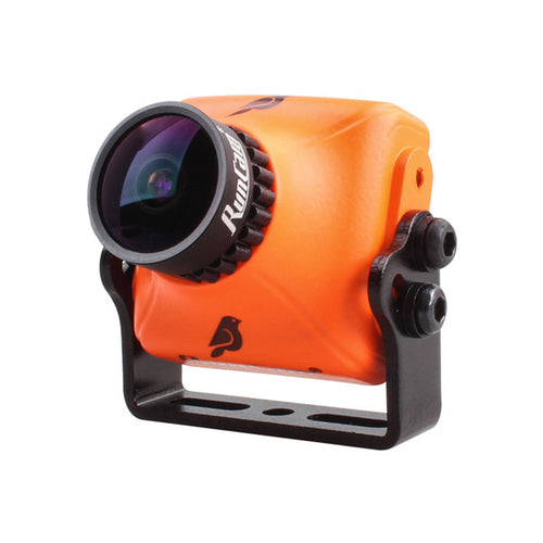 RunCam Sparrow CMOS Camera w 2.1mm Lens (150° FOV  / 16:9) (Orange)