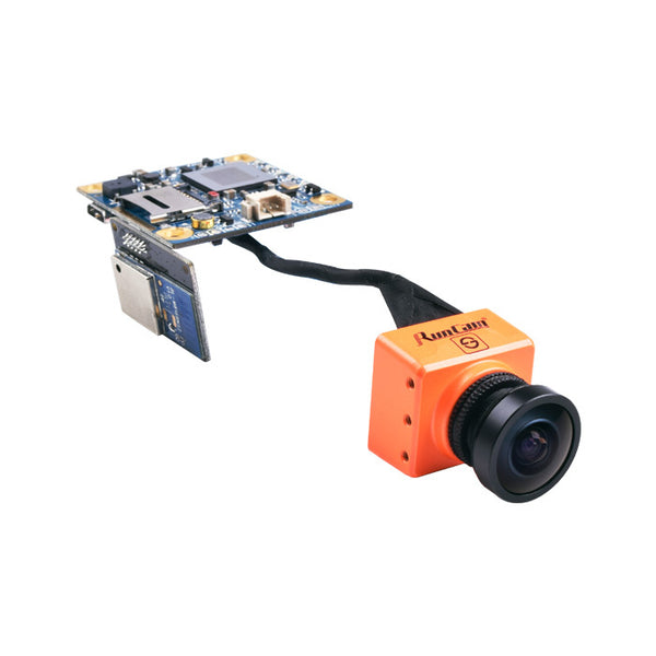 RunCam Split HD/FPV Camera with RC25G Lens and WiFi Module (Orange)