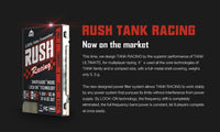 RushFPV Tank Racing Edition 5.8GHz Video Transmitter (25-50-200-500mW / Smart Audio / MMCX to SMA)