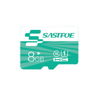 SASTFOE 8GB Micro SD Card (Green Edition / Class 10) | RC-N-Go