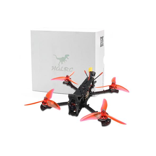 "HGLRC Sector5 V2 5"" FPV Brushless Drone (BNF / FrSky / 3-4S) 