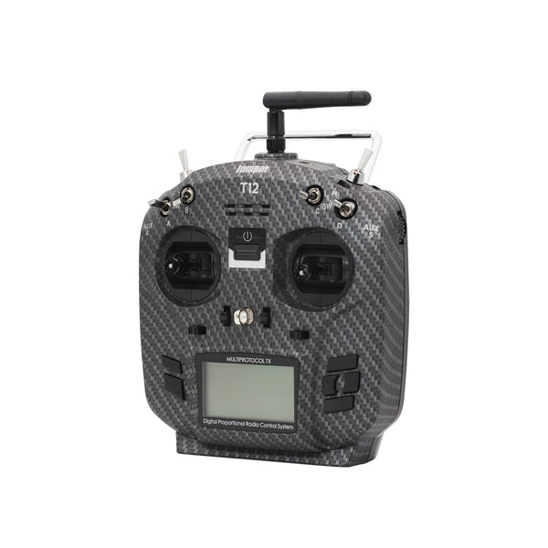 Jumper T12 Pro Hall Radio Transmitter (Built-in Multi Protocol Module) | RC-N-Go