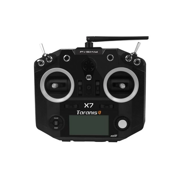 FrSky Taranis Q X7 Radio Transmitter (Snowy White or Piano Black) | RC-N-Go