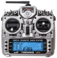 FrSky Taranis X9D Plus Radio Transmitter (Mode 2 / FCC Version)