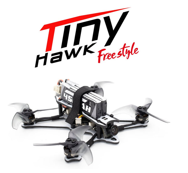 Emax TinyHawk Freestyle Brushless Micro FPV Drone (BNF / FrSky / 1-2S) | RC-N-Go