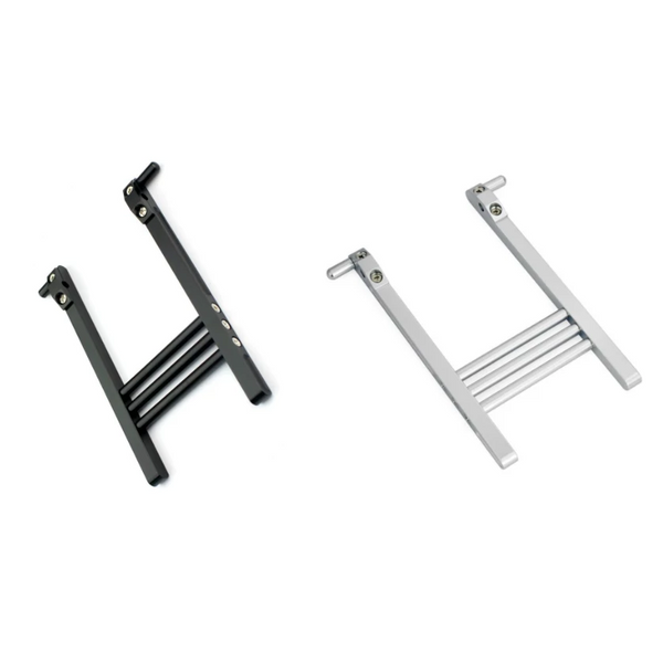 Transmitter Bracket Stand Holder (Black or Silver) | RC-N-Go