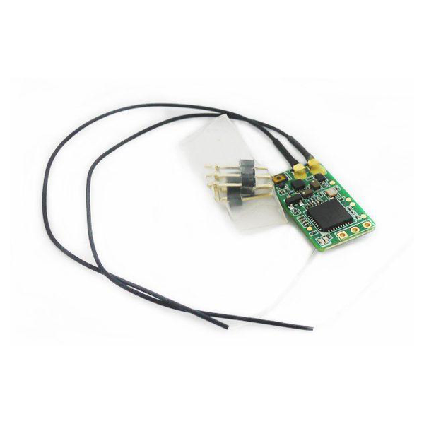 FrSky XM PLUS V2.1 Radio Receiver (ACCST D16 / Non-Telemetry) | RC-N-Go