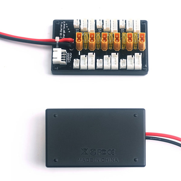 Parallel Charging Board for XT30 Lipo Battery