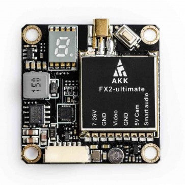 AKK FX2 Ultimate VTX (5.8GHz / 1000mW / MMCX to SMA)