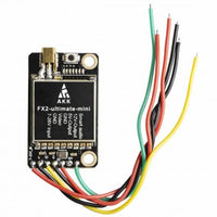 AKK FX2 Ultimate Mini 5.8GHz Video Transmitter (40CH / 25-200-600-1000mW / MMCX to SMA) | RC-N-Go
