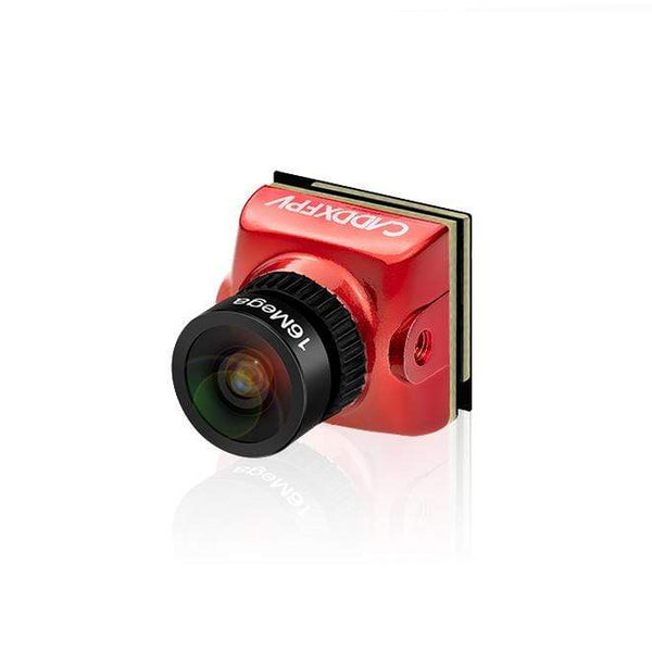 Caddx Baby Ratel Starlight Nano FPV Camera (1200TVL / 1.8mm / Red)