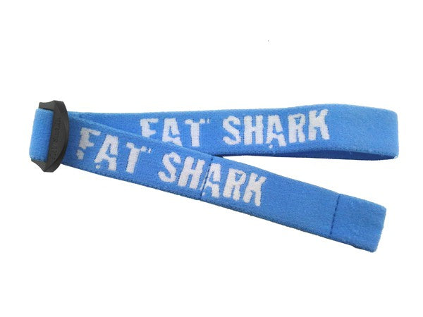 Fat Shark Goggles Head Strap (Blue & Gray)