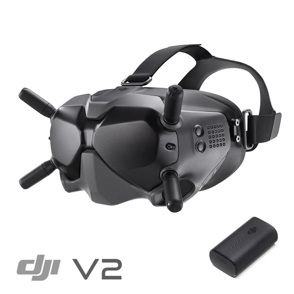 *COMING SOON* DJI FPV Goggles V2 | RC-N-Go