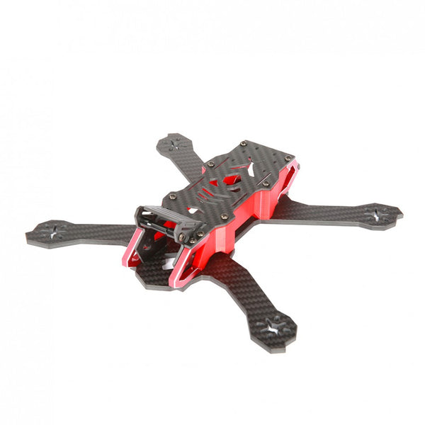 iFlight Dragon Teeth 5 inch 220mm Low Rider FPV Freestyle Frame (Blue or Red)