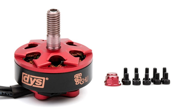 DYS Shu 2306 / 2500kv or 2800kv 3-4S Brushless Motor | RC-N-Go