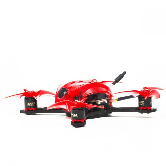 "Emax BabyHawk Race (R) Pro Edition FPV Brushless Drone PNP / 2.5"" / Red"