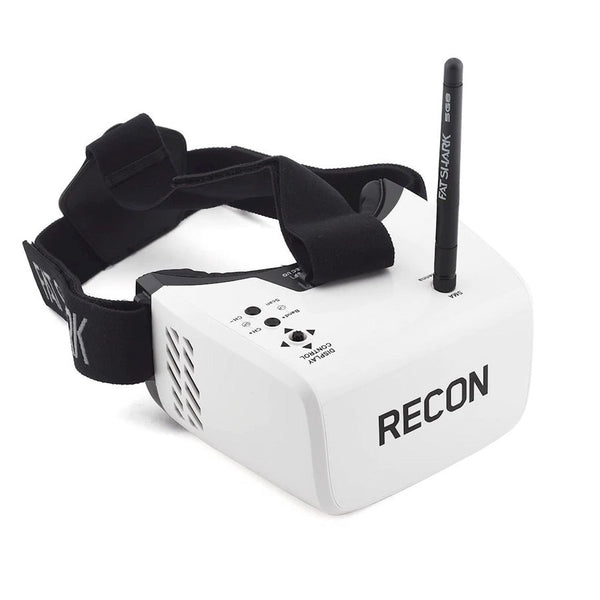 Fat Shark Recon V2 FPV Goggles | RC-N-Go
