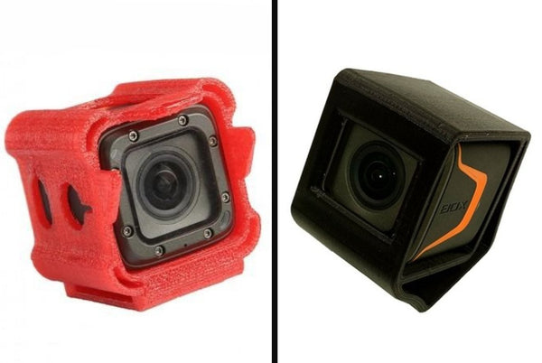 TPU Case for Foxeer Box Camera (Red or Black)