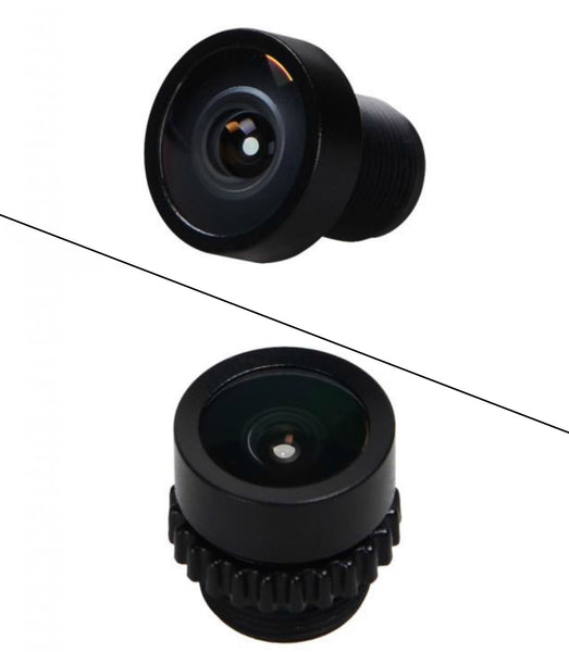 Foxeer M8 Replacement Lens (2.1mm or 1.8mm) for Arrow Micro V2 Cameras - rc-n-go
