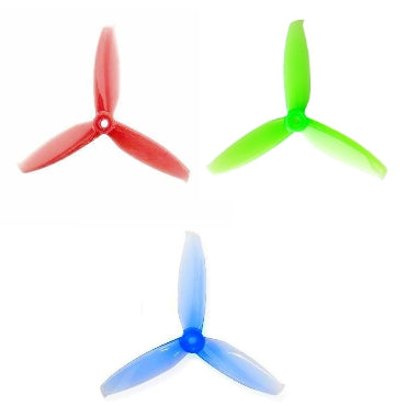 GemFan WinDancer 5042 3-Blade Propellers (Multiple Colors) | RC-N-Go
