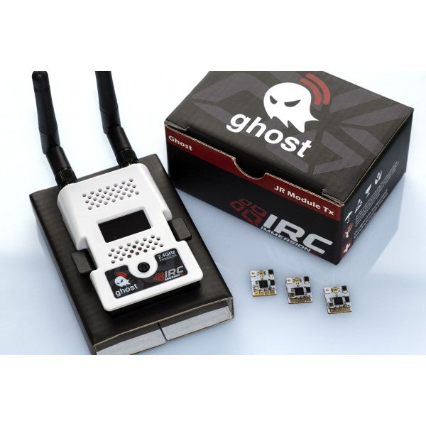 *COMING SOON* (DELAYED) ImmersionRC Ghost Long-Range TX/RX System Bundle | RC-N-Go