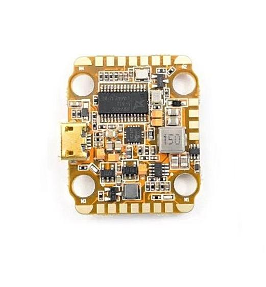 Helio Spring Mini Flight Controller IMU-F / 32KHz / 2-6S / Butterflight / OSD / 5 Uarts / LC-Filter | RC-N-Go