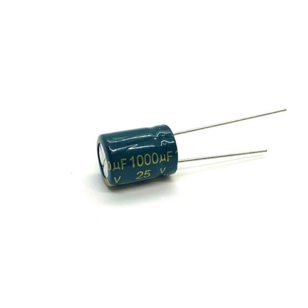 25v Capacitor Low ESR (1000uf) | RC-N-Go