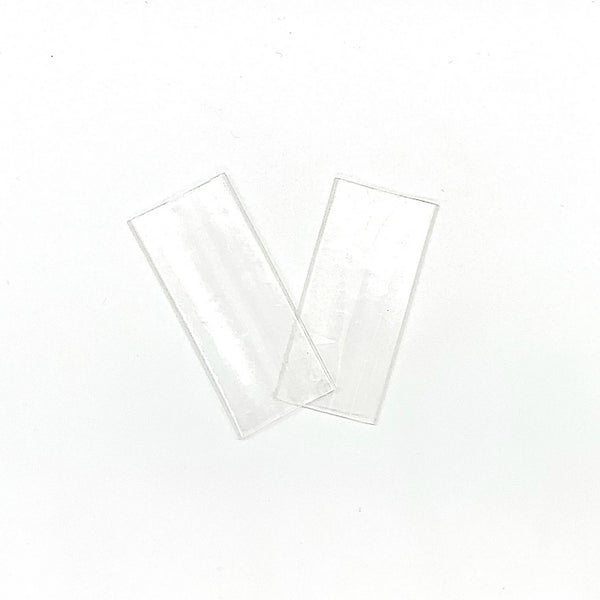 Heat Shrink Tubes (Clear / 2pcs)