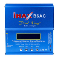 IMAX B6 AC-DC Charger / 5A / 50W / Includes Power Cable | RC-N-Go