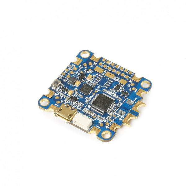 "iFlight Kiss ""Flyduino Licensed"" AIO Flight Controller 2-6S (OSD + 5V / 2A BEC + PDB)"
